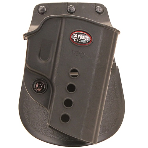 Fobus Paddle Holster H&K VP9/40, Walther PPQ /M2 9mm. Right Hsand, Black