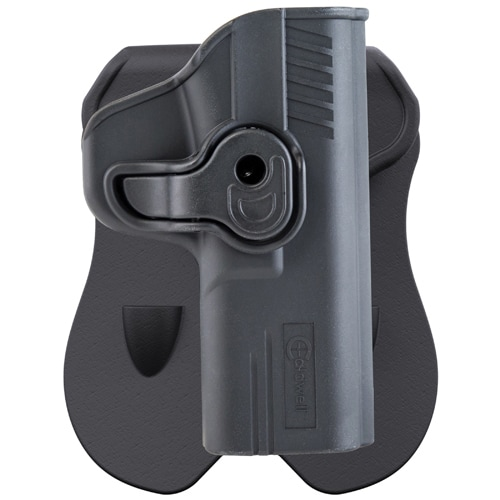 Caldwell Tac Ops Holster Smith & Wesson J Frame Revolver, Right Hand, Black