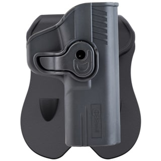 Caldwell Tac Ops Holster Glock 19, 23, and 32, Right Hand, Black