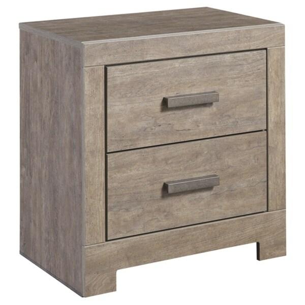 Carbon Loft Balnain 2-drawer Night Stand
