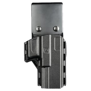 Uncle Mikes Competition Reflex Holster Size 09, Black, Right Hand