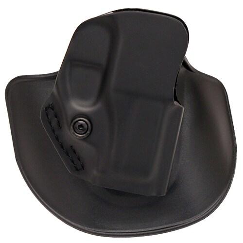 Safariland Open Top Paddle/Belt Slide Holster Ruger LC9, Plain Black