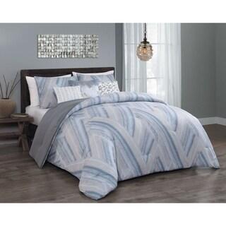 steve madden vega 6piece comforter set