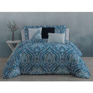 Steve Madden Vera 6-piece Comforter Set