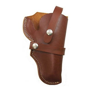 Hunter Company Leather Belt Holster Field Retention, Right Hand, S&W Governor