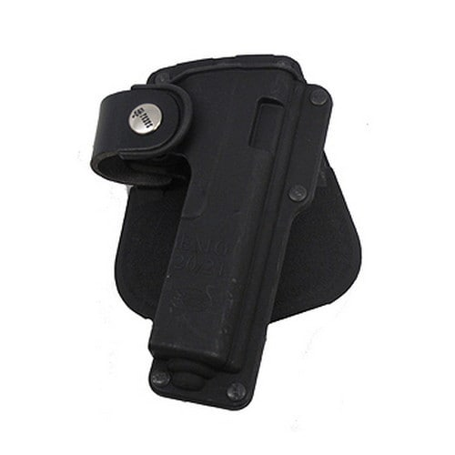 Fobus Tactical Speed Holster Paddle, Right Hand, Glock 21 + Laser
