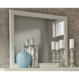 Signature Design by Ashley Dreamur Champagne Bedroom Mirror