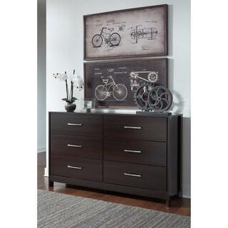 Signature Design by Ashley Agella Merlot Dresser
