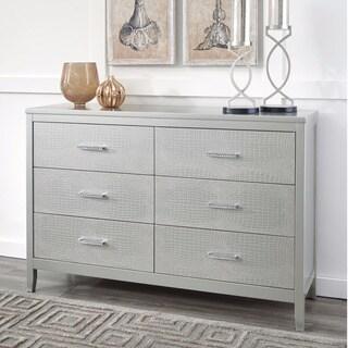 Signature Design by Ashley Olivet Silver Dresser