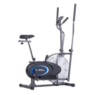 Body Flex Body Rider 2-in-1 Cardio Dual Trainer