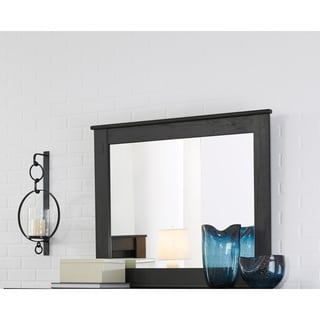 Signature Design by Ashley Brinxton Black Bedroom Mirror