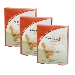 Baby Foot Lavender Easy Pack 1.2-ounce Exfoliant Foot Peel (Pack of 3)|https://ak1.ostkcdn.com/images/products/14283111/P20868003.jpg?impolicy=medium