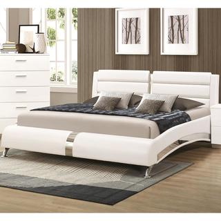 Exquisite Modern Designe Upholstered Bed