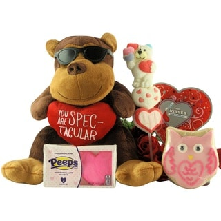 Spectacular Valentine Valentine's Day Gift Basket for Kids