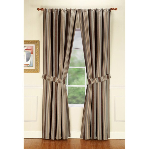 Hempstead Stripe Window Curtain Panel