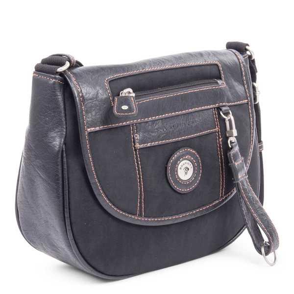 c2516654eae2 Shop Mouflon Feather Messenger Bag - Free Shipping Today - Overstock ...
