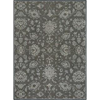 Hand-Tufted Zuata Wool Rug (8' x 11')