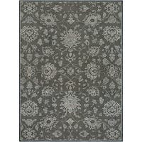 Hand-Tufted Zuata Wool Area Rug - 8' x 11'