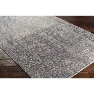 Handmade Westbrook Wool Rug (8' x 10')