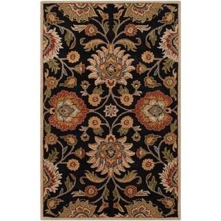 Hand-Tufted Bottner Wool Rug (8' x 11')
