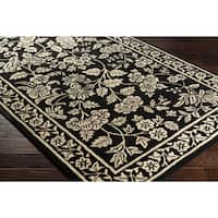 Gracewood Hollow Souljah Hand-tufted Wool Area Rug - 8' x 11'