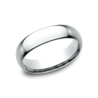 Link to Men's Platinum 6mm Midweight Comfort-fit Wedding Band Similar Items in Wedding Rings