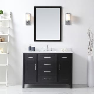 41 50 Inches Bathroom Vanities Amp Vanity Cabinets For Less