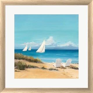 Avery Tillmon 'Setting Sail' Framed Art