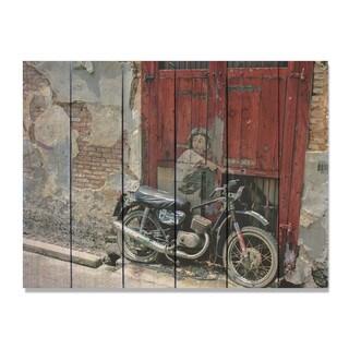 Painted Dreams 33x24 Indoor/Outdoor Full Color Cedar Wall Art