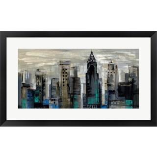 Silvia Vassileva 'New York Moment' Framed Art