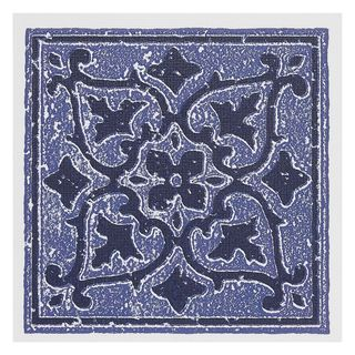 Achim Nexus Accent Blue Self Adhesive Vinyl Wall Tile (27 Tiles)