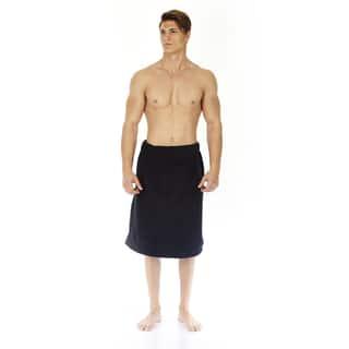 Men's Turkish Velour Cotton Soft Touch Striped Fleece Spa Bath Towel Wrap https://ak1.ostkcdn.com/images/products/14290732/P20874657.jpg?impolicy=medium
