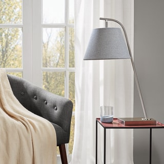 Madison Park Parker Silver Table Lamp