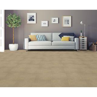 Achim Nexus Tan Self Adhesive Carpet Floor Tile (12 Tiles)