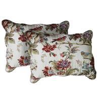 Patch Magic Finch Orchard Standard Pillow Shams (Set of 2)