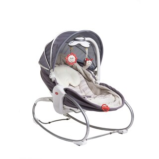 Tiny Love Grey Cozy Rocker Napper
