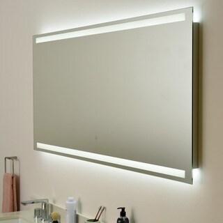 Harper Wall-mounted 63 x 28-inch Anti-Fog LED Mirror
