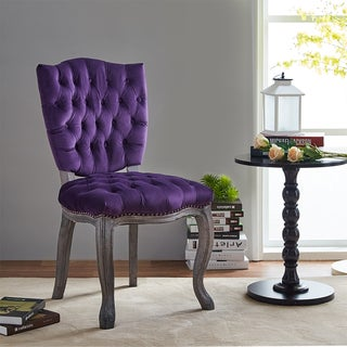 Alicia Tufted Dining Chair