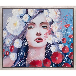 Svetlana Tikhonova 'Venus Tears' Fine Art Print on Canvas