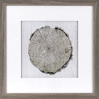 'Woodland Years 'Grey Oak 'Framed Wall Art