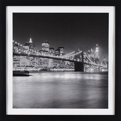 Shop NYC Light in Black Finish Frame - Free Shipping Today ...