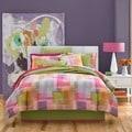 Five Queens Court Boho Cotton 4-piece Comforter Set