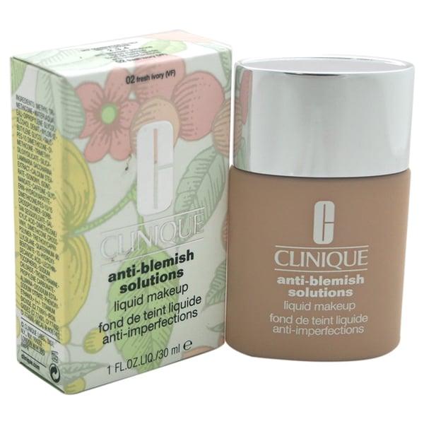 Clinique Anti Blemish Solutions Liquid Makeup 02 Fresh Ivory (VF)