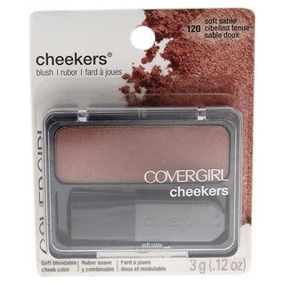 CoverGirl Cheekers Blush 120 Soft Sable