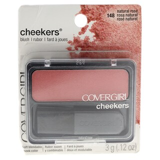 CoverGirl Cheekers Blush 148 Natural Rose