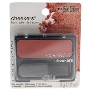 CoverGirl Cheekers Blush 150 Pretty Peach