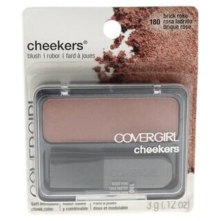 CoverGirl Cheekers Blush 180 Brick Rose