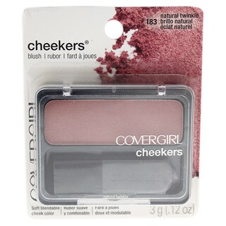 CoverGirl Cheekers Blush 183 Natural Twinkle