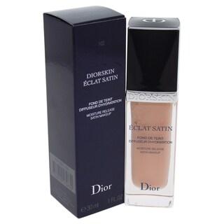 Dior Diorskin Eclat Satin Moisture Release Satin Makeup 102 Porcelain