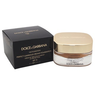 Dolce & Gabbana Perfect Luminous Creamy Foundation SPF 15 170 Golden Honey